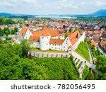 hohes schloss fussen or gothic...   Shutterstock . vector #782056495