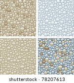 Seamless Patterns With Stones....