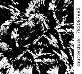 grunge black and white pattern. ... | Shutterstock . vector #782087662