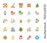 nature and ecology flat vector ... | Shutterstock .eps vector #782110555