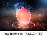 digital technologies in... | Shutterstock . vector #782114452