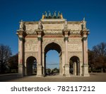 paris  france   october 30 ... | Shutterstock . vector #782117212