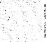 grunge black and white pattern. ...   Shutterstock . vector #782125018