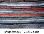vintage authentic carpet ... | Shutterstock . vector #782125585