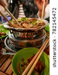 vietnamese traditional food | Shutterstock . vector #782145472