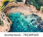 drone view from the sky of...   Shutterstock . vector #782289265