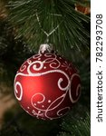 christmas and new year's tree...   Shutterstock . vector #782293708