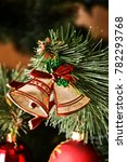 christmas and new year's tree...   Shutterstock . vector #782293768