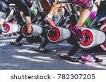 zamora  spain   september 02 ... | Shutterstock . vector #782307205