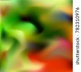 watercolor blur. abstract... | Shutterstock .eps vector #782310976