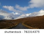 landscapes in  scotland's new... | Shutterstock . vector #782314375