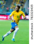 neymar during match between... | Shutterstock . vector #782323435