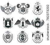 vintage award designs  vintage... | Shutterstock . vector #782373202