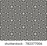 vector seamless lines pattern.... | Shutterstock .eps vector #782377006