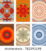 Colorful Vector Mandalas For...