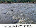 rapids of san juan river near...   Shutterstock . vector #782421226