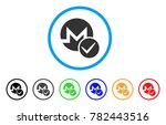 valid monero rounded icon....