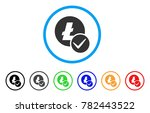 valid litecoin rounded icon....