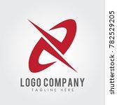 pb db pp letter logo concept.... | Shutterstock .eps vector #782529205