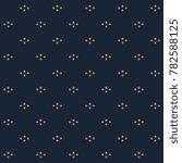 simple dot design minimal... | Shutterstock .eps vector #782588125