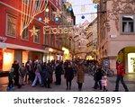 graz  austria   december 17. ... | Shutterstock . vector #782625895