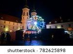 graz  austria   december 17. ... | Shutterstock . vector #782625898