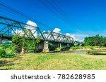 tha pai memorial bridge mae... | Shutterstock . vector #782628985