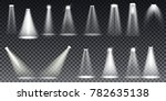 scene illumination collection.... | Shutterstock .eps vector #782635138