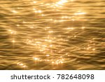 Abstract Photo Of Surface Water ...