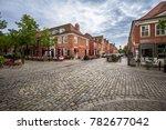 """the """"hollandisches viertel"""" ...   Shutterstock . vector #782677042"""