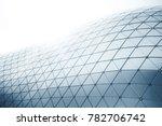 building structures aluminum... | Shutterstock . vector #782706742