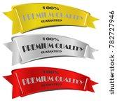 premium quality guaranteed sale ... | Shutterstock .eps vector #782727946