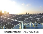 green energy and sustainable... | Shutterstock . vector #782732518