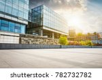 large modern office building | Shutterstock . vector #782732782