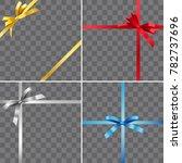 set of realistic vector...   Shutterstock .eps vector #782737696