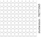geometric seamless pattern ... | Shutterstock .eps vector #782771065