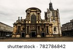 noter dame church in le havre ... | Shutterstock . vector #782786842