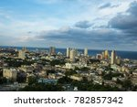 view from the balcony of the... | Shutterstock . vector #782857342