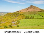 A View Of Roseberry Topping In...