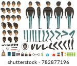 mascot or character design of... | Shutterstock . vector #782877196