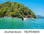 speed boats in beautiful and... | Shutterstock . vector #782954845