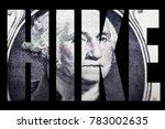 tax hike  money  | Shutterstock . vector #783002635