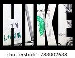 tax hike  money  | Shutterstock . vector #783002638