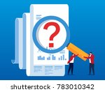 check out some of the problems... | Shutterstock .eps vector #783010342