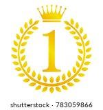 wreath frame ranking... | Shutterstock .eps vector #783059866