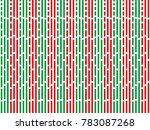 vertical line pattern vector.... | Shutterstock .eps vector #783087268