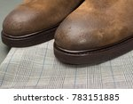 italian style shoes  ankle... | Shutterstock . vector #783151885