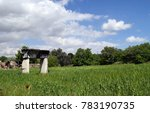 the ruins of the ancient city  ... | Shutterstock . vector #783190735