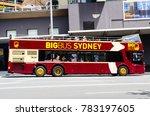 sydney  australia.   on... | Shutterstock . vector #783197605