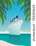 vintage style vector... | Shutterstock .eps vector #783204625